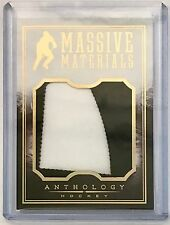 2014-15 PANINI ANTHOLOGY HOCKEY MILAN LUCIC MASSIVE MATERIALS 65/99 PATCH SP