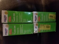 4 Equate Adult Tussin DM Cough & Chest Congestion DM, Non-Drowsy, 8 oz
