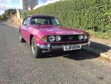 Triumph Spitfire Classic Cars Ebay