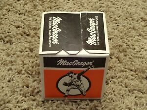 VINTAGE MacGregor Official PONY LEAGUE Baseball~B75C~BRAND NEW SEALED IN BOX!
