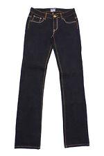 JEAN PAUL GAULTIER PARIS Jeans Donna Cotone Denim Woman Jeans Pant Sz.M - 44