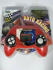 MGA Entertainment Auto Racing Game Handheld Red Electronic New -Powers One.