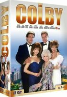 SERIE LOS COLBY 1985 DINASTIA CON 12 DVDS VOL 1 AL 4 ( PRECINTADA  ) A ESTRENAR