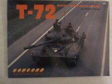 Concord Military: T-72 Soviet Main Battle Tank by Steven J. Zaloga (1990, Paperb