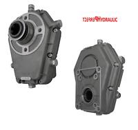 Übersetzungsgetriebe Zapfwellen Getriebe Baugröße 2 & 3  Zapfwellenstummel 1:3,8