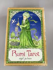 Rumi Tarot Nigel Jackson (2009) - New Factory Sealed! - OOP HTF Rare!