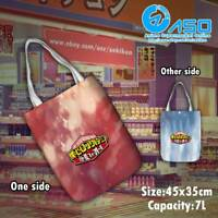 Boku no Hero Academia My Hero todoroki shouto Anime Canvas Shoulder Shopping Bag