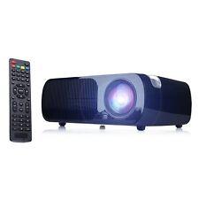 IRULU BL-20 LCD Projector HDMI USB VGA TV 1080P 2000: 1 Home Cinema Theater