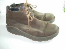 MENS BROWN SUEDE CHACO CASUAL CHUKKA BOOT DESSERT COMFORT SHOES SIZE 11.5 M