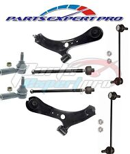 2007-2013 SUZUKI SX4 CONTROL ARMS TIE ROD END SET & SWAY BAR LINK KIT 2.0LT