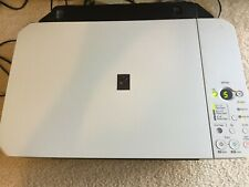 Canon Pixma MP190 All-In-One Inkjet Printer Scanner Copier - Tested & Works