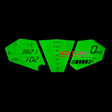 Kawasaki Z800 BJ 13-16 Tachobeleuchtung Tacho Umbau SMD LED Set GRÜN LED-Team