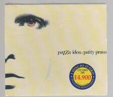 PATTY PRAVO PAZZA IDEA DISCHI D'ORO CD F.C. SIGILLATO!!