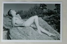 Western Photography Guild, Male Nude Set, Various Posing Strap Era Models #2