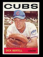 1964 Topps Baseball #424 Dick Bertell Chicago Cubs - SBID004