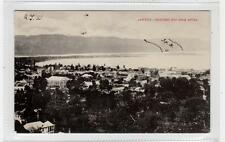 MONTEGO BAY FROM UPTON: Jamaica postcard sent to USA (C30706)