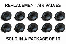 Replacement Air Valves for  Dual Air Valve Mask - 10 Pack