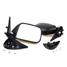Door Mirrors Black 88-98 Fit Toyota Hilux N80 N90 111 LN85 90 LN100 107 160 RN90