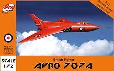 1/72 Avro 707A British Research Aitcraft Olimp - Pro Resin R72028