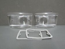 Ford Econoline park lamp lenses and gaskets 61 62 turn signal lights