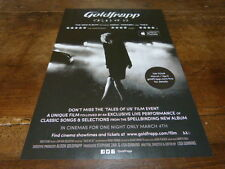 GOLDFRAPP - Tales of us !!!! PUBLICITE / ADVERT