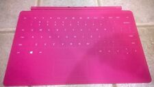 Microsoft Surface Touch Cover Keyboard - PINK -Magenta (D5S-00005) - No Response