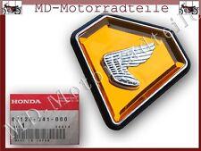 Honda CB 750 Four K2 - K6 Emblem für Seitendeckel links 87126-341-000