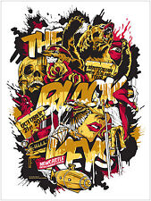 The Black Keys 2012 Poster Australian & New Zealand Tour Signed & Numbered #/155