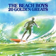 (CD) The Beach Boys - 20 Golden Greats - Do It Again, Then I Kissed Her, u.a.