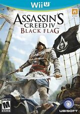 Assassin's Creed IV: Black Flag (Nintendo Wii U, 2013)