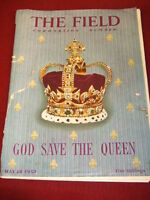 THE FIELD - CORONATION ISSUE - MAY 28 1953