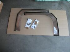 Weathershields suit Toyota Landcruiser HJ75  HZJ75  Series Ute  Australian Made