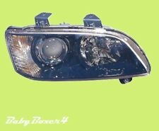 Black Projector Head Light Right Driver Side for  Holden Commodore VE SSV Calais