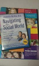 Navigating the Social World DVD PAL by Jeanette McAfee - Autism