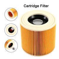 1/2X Filtre aspirateur cartouche humide Karcher WD 2.200 WD 3.500 Hoover outil