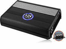 NEW! NVX BDA7501 1500W True 750W RMS Monoblock Amp BOOST Class D Car Amplifier