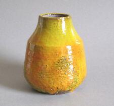 Krösselbach Vase 60er 70er Jahre Keramik Cläre Zange Fat Lava Aera Pottery WGP