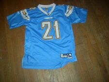 LaDainian Tomlinson San Diego Chargers LIGHT BLUE Reebok Authentic sz16 Jersey