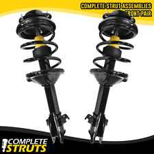 Quick Complete Front Strut & Coil Springs Assembly Pair for 00-04 Subaru Outback