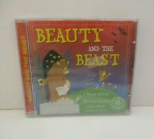 Jack In The Box Beauty & The Beast CD NEW AND SEALED