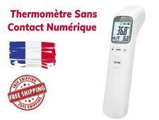 Thermomètre Infrarouge Sans Contact Frontal Numérique LCD Pour Adulte/Enfants/BB