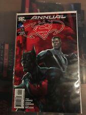 Superman Batman (2003) Annual #4B