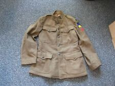 Wwi United States Army 1st Army Infantry tunic size 40 with 1st Army patch