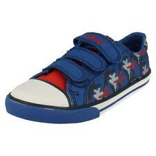 Chaussures en toile pour garçon de 2 à 16 ans pointure 30