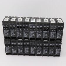 Lot Of 18 Cutler-Hammer Circuit Breaker Bd1515 2 Poles 15 Amps Type Brd 120/240