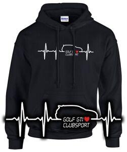 Golf GTI Clubsport 7 Hoodie Sweatshirt Tuning Zubehör Teile Funshirt