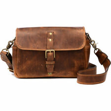 ONA Bowery Camera Bag and Insert (Antique Cognac Leather)