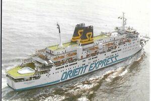 MV Orient Express