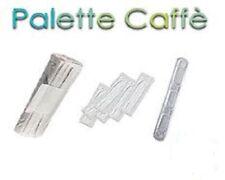 Palettine caffè 1000 pezzi monouso Palette per caffe incartate