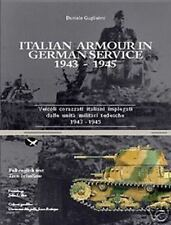 ITALIAN ARMOUR IN GERMAN SERVICE 1943-45 ENGLSH